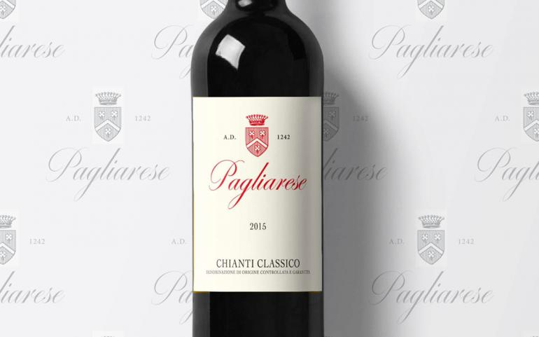 Chianti Classico Pagliarese 2015: True symbol of a new season.