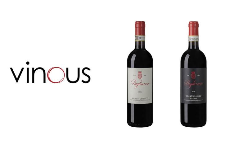 Su Vinous due nuove recensioni per i vini di Pagliarese